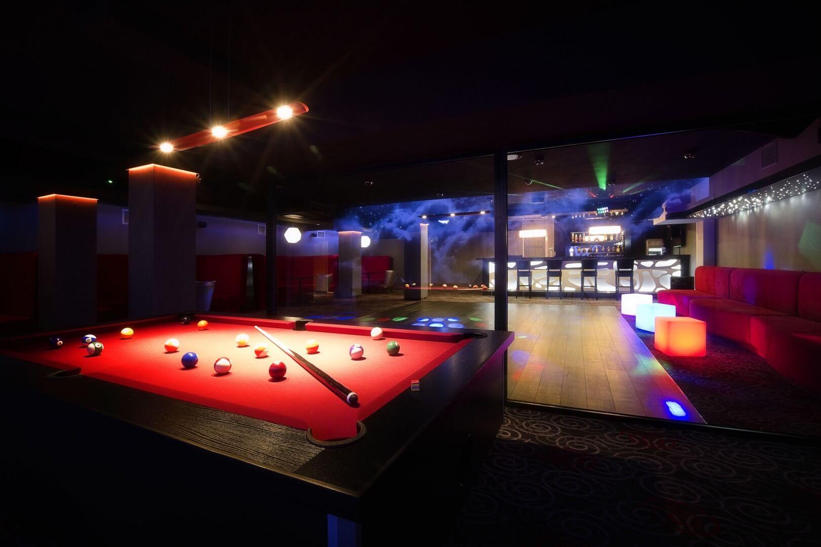 Moon Club w Hotelu Tristan Kąty Rybackie