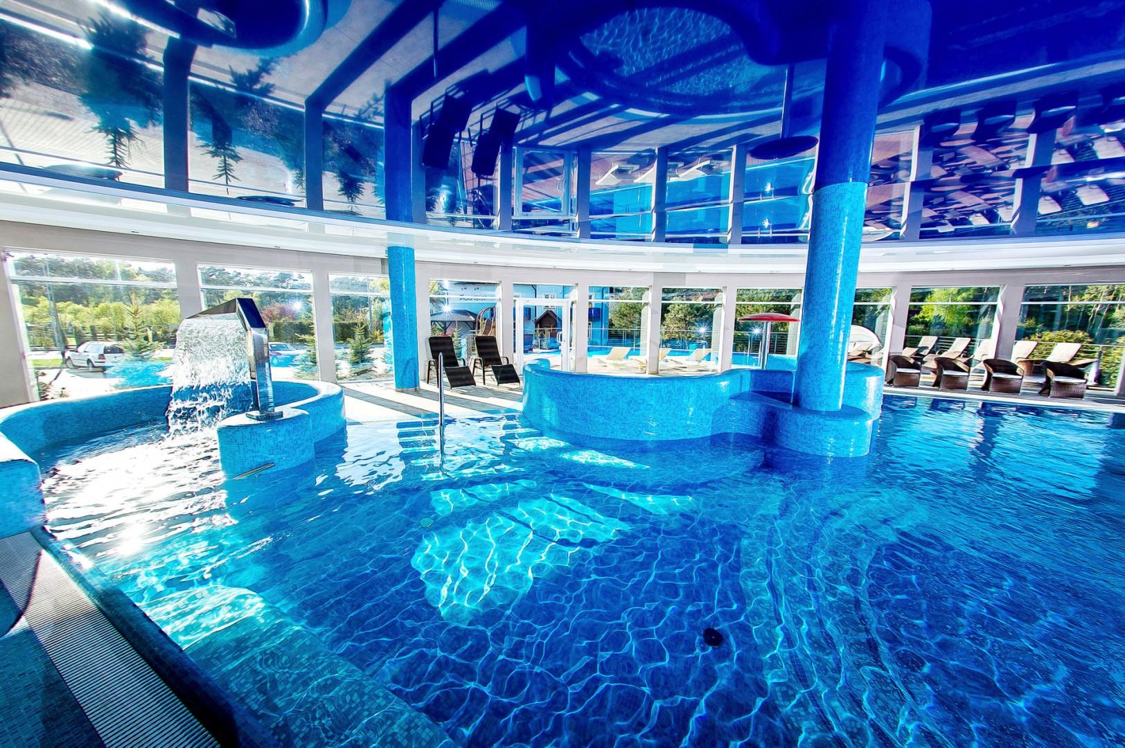 basen w hotelu Tristan
