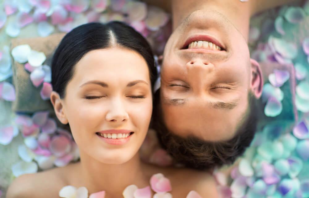 Zabiegi SPA dla par