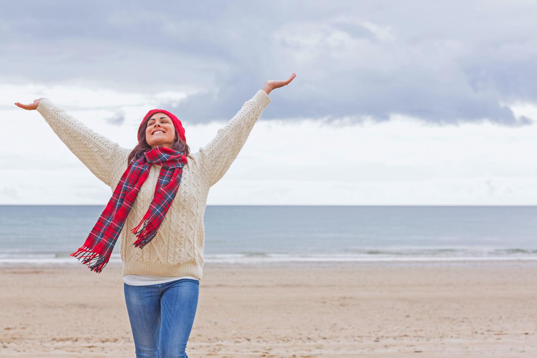 10 powodów, dla którychwarto jechać nadmorze zimą
