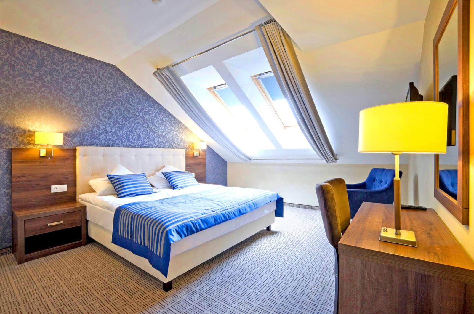 Apartament w hotelu Tristan
