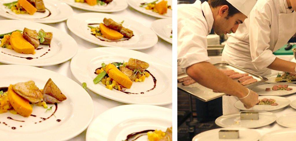 restauracja kobaltowa szef kuchni