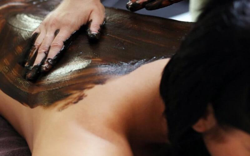 Czekoladowy masaż w Hotelu Tristan