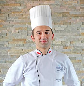 Szef Kuchni restauracji Kobaltowa