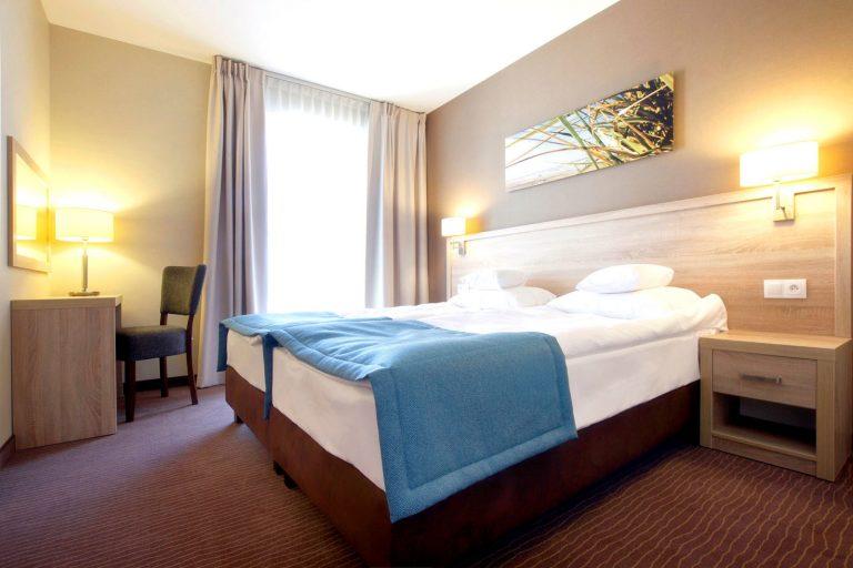 pokoje w hotelu nad morzem