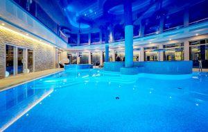 Cennik wejść na basen w hotelu Tristan