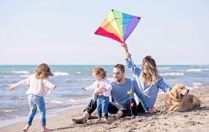 Rodzinne marcowe weekendy nad morzem