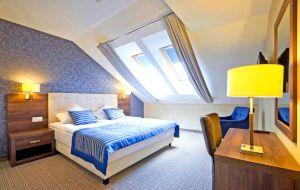 Zobacz pokoje nad morzem w hotelu Tristan