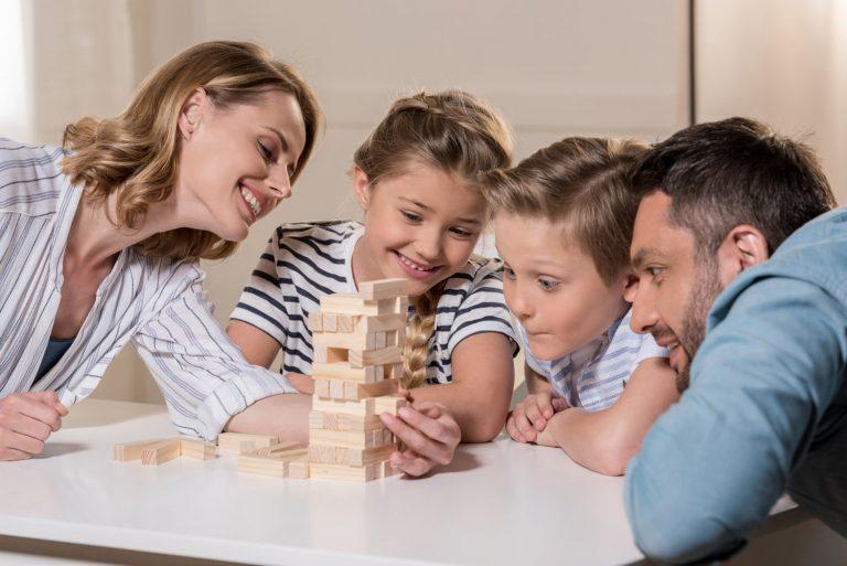 Spędzanie czasu z rodziną