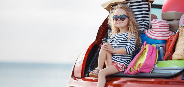 podróż z dzieckiem wakacje urlop