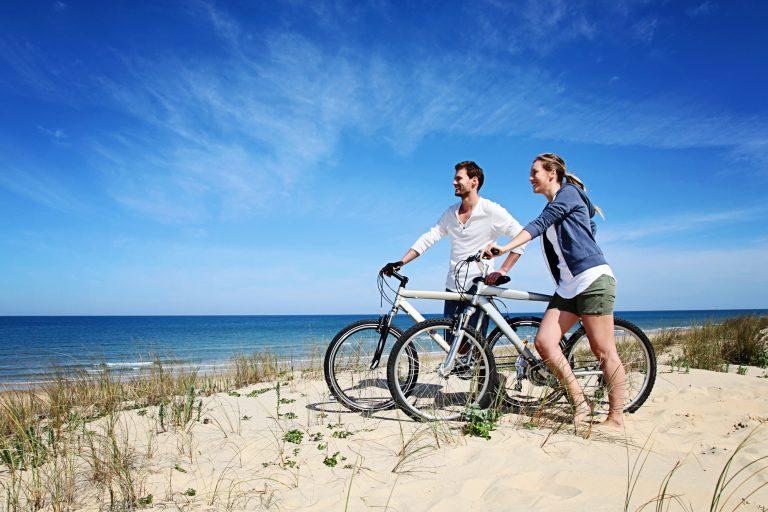 aktywnie nad morzem pakiet rowerowy