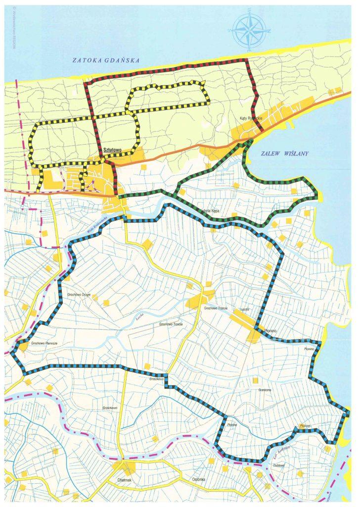 trasy rowerowe mierzeja