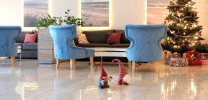 Skrzaty szukają Gości - Zdrowych i wesołych Świąt życzy załoga Tristan Hotel & SPA