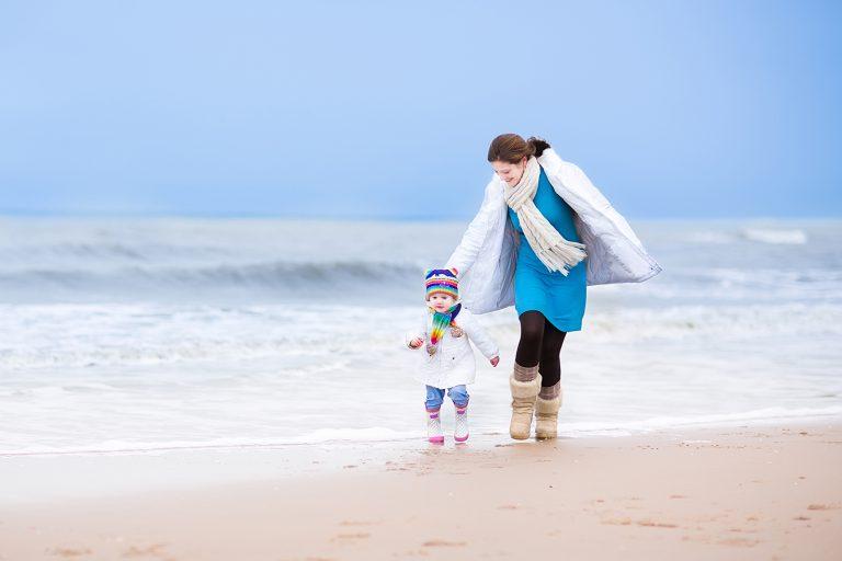 Zimowy wypoczynek dla całej rodziny nad morzem