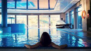 Luksusowy hotel nad morzem i relaks w spa
