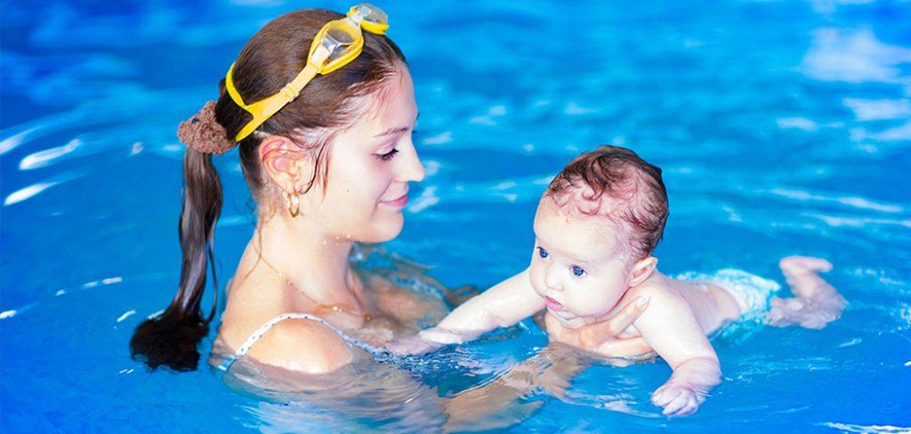 Koronawirus na basenie